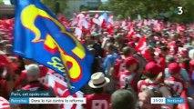 Manifestations à Paris : Force ouvrière se mobilise contre la réforme des retraites