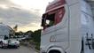 Les camions colorés et tonitruants ont défilé devant les badauds lors du Celtic Truck Show