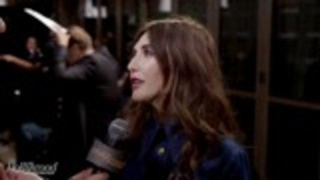 "'Game of Thrones' Star Carice van Houten Talks Filming ""Emotional"" Final Scene of HBO Series | Emmy Nominees Night 2019"