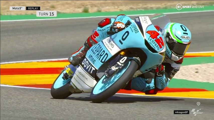 Moto3 Aragon 2019 - FULL Qualifying