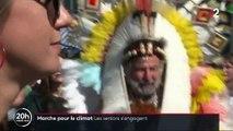 Marche pour le climat : les seniors s'engagent