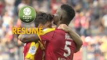 SM Caen - RC Lens (0-2)  - Résumé - (SMC-RCL) / 2019-20