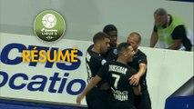 AJ Auxerre - ESTAC Troyes (1-2)  - Résumé - (AJA-ESTAC) / 2019-20