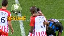 AS Nancy Lorraine - FC Chambly (3-0)  - Résumé - (ASNL-FCCO) / 2019-20