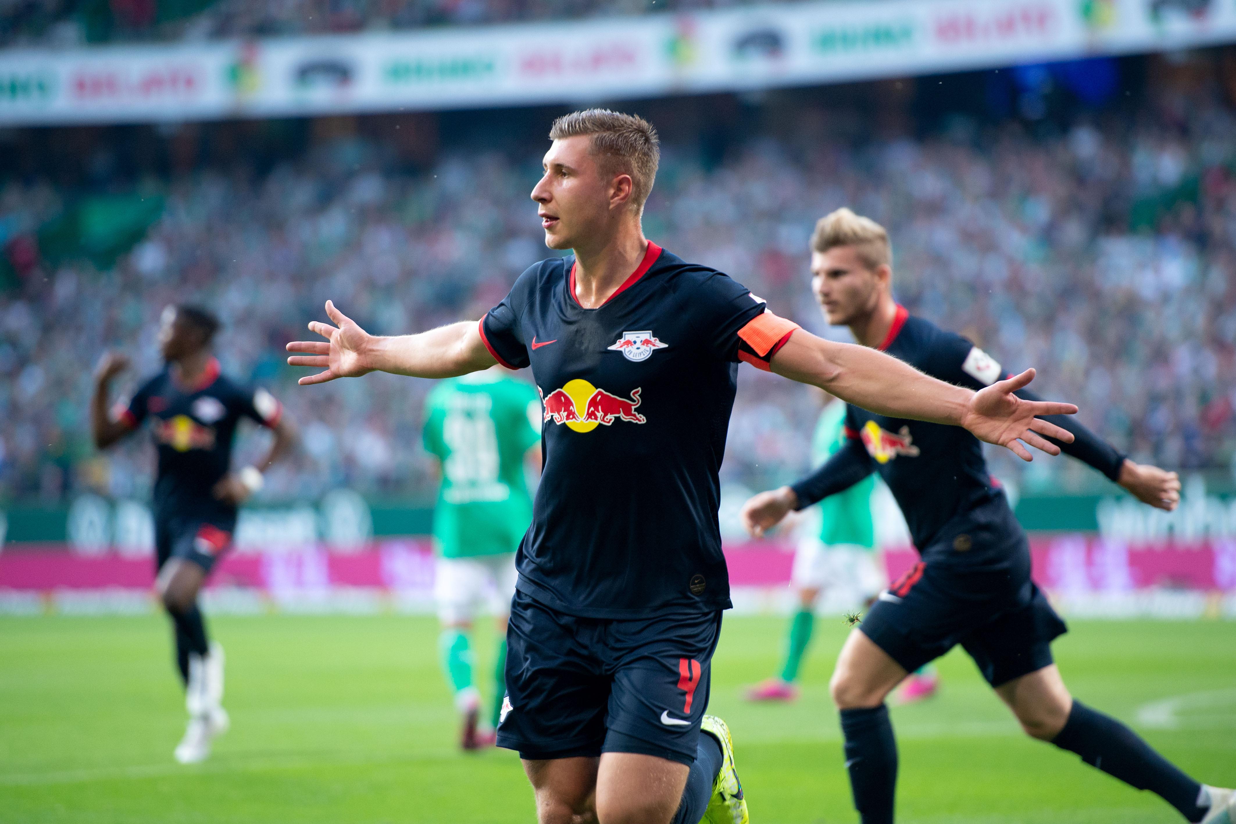 Bundesliga : Leipzig carbure, Nkunku passeur