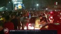 Égypte : des manifestants s'opposent au président Sissi malgré l'interdiction