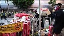 Enfrentamientos en decimosexto fin de semana de protestas en Hong Kong