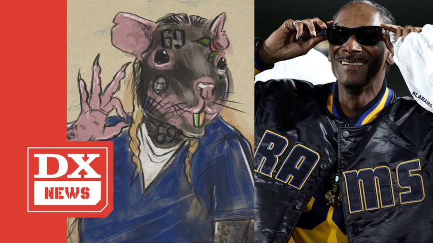 Snoop Dogg Slaps Tekashi 6ix9ine With The Golden S.N.I.T.C.H. Acronym
