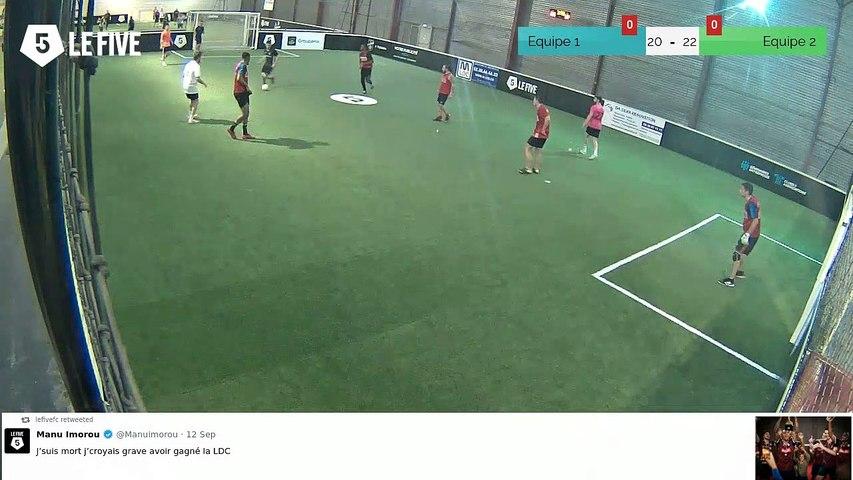 But de Equipe 1 (21-22)