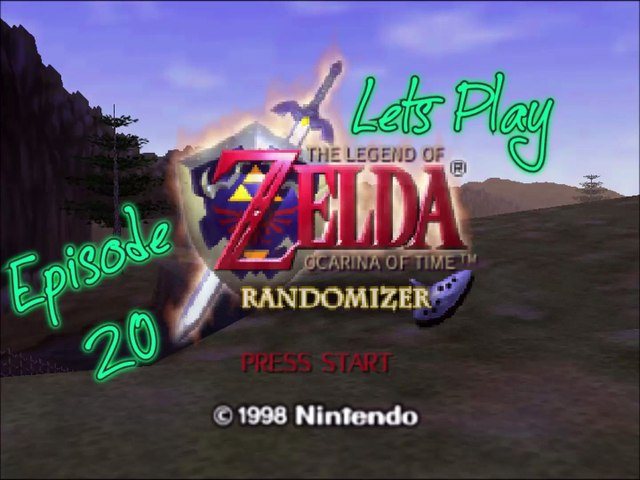 Lets Play - Legend of Zelda - Ocarina of Time Randomizer Master Quest Edition - Episode 20 - Collecting Items