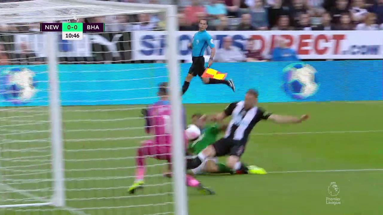 6. Hafta / Newcastle United - Brighton & Hove Albion: 0-0 (Özet)