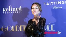Farrah Abraham 2019 Golden Soiree Emmy Celebration Red Carpet