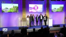 Revivez la deuxième cérémonie des Grands Prix BFM BUSINESS des Villes