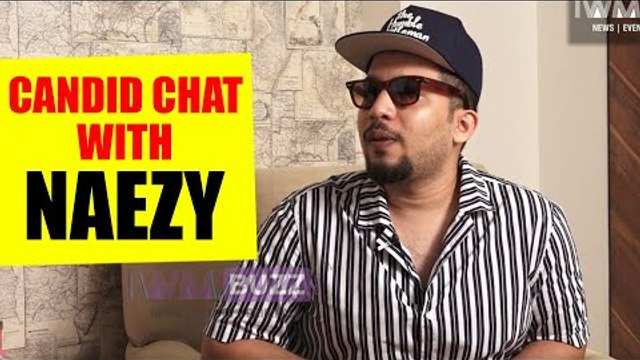 Rapper Naezy talks about his upcoming song 'Fatke'