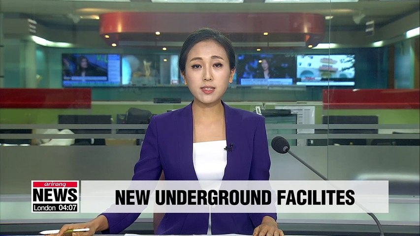 Two previously unidentified tunnel complexes in Yeongbyeon newly discovered: 38 North