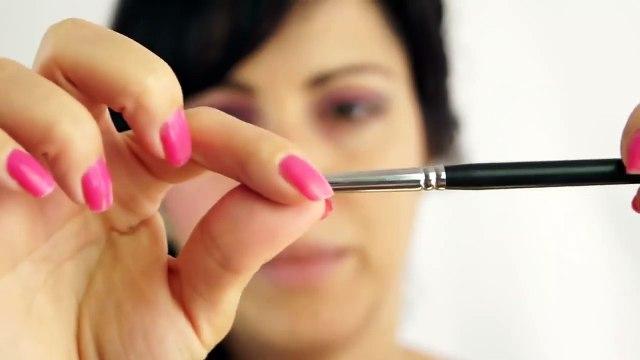 Maquillaje Romàntico para San Valentin - 14 de febrero 2012
