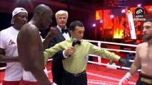 Apti Ustarkhanov vs Lukas Ndafoluma (19-09-2019) Full Fight