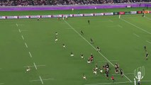 George Bridge's amazing try against South Africa - Rugby World Cup 2019