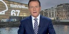 """Espectador capta un """"extraño momento"""" en 'Antena 3 Noticias': mira detrás de Matías Prats"""