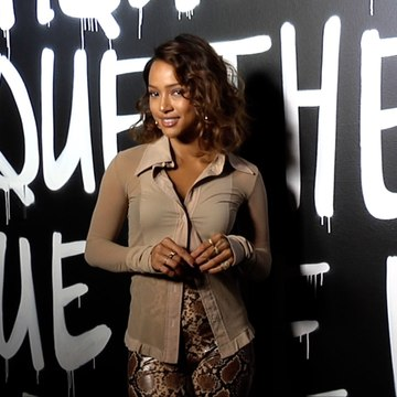 """Karrueche Tran """"Phil On Hair Presents: The Hair-Tique"""" Launch Party"""