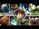Ben 10 Omniverse ALL ALIENS (PS3, X360, WII)
