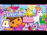 Dora the Explorer: Dora's Big Birthday Adventure Part 4 (Wii, PS2) Dancing Forest