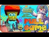 SpongeBob Battle for Bikini Bottom FULL GAME Longplay (PS2, Gamecube)