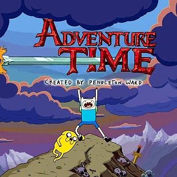 Adventure Time S02E18 Susan Strong