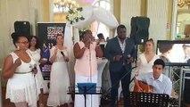 Salon du mariage à Lunéville : un  chœur de Gospel anime en chanson la manifestation