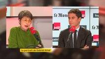 Gabriel Attal : le si jeune ministre qui fait de la politique comme avant : portrait signé Carine Becard