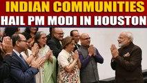 PM Modi meets Sikhs, Bohra And Kashmiri Pandit Communities In Houston  OneIndia News