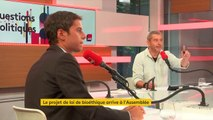 "Gabriel Attal : ""C'était l'un des engagements d'Emmanuel Macron : la GPA restera interdite"""