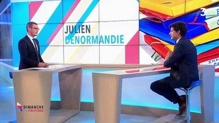 Julien Denormandie - France 3 dimanche 22 septembre 2019