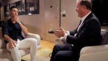 Cristiano Ronaldo Reveals How He Nearly Joined Arsenal! | Cristiano Ronaldo Meets Piers Morgan