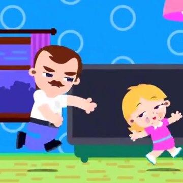 Johny Johny Animated Children's Music Kids Songs