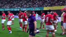 HIGHLIGHTS: England beat Tonga in fierce clash in Sapporo