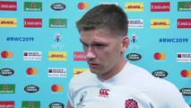 Owen Farrell : What a way to get started!