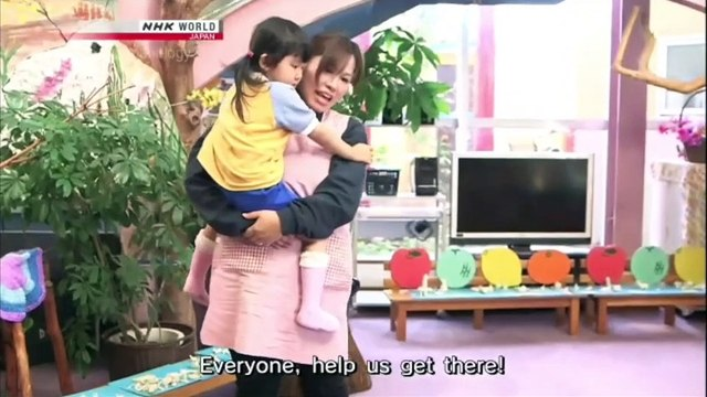 Japanology Plus - Day Care for Kids