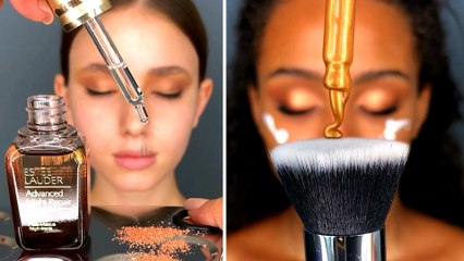 Most Amazing Glam Makeup Tutorial Transformations Compilation