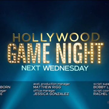 Hollywood Game Night 6x10 Promo (HD)