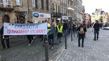 200 personnes à la Marche pour le climat