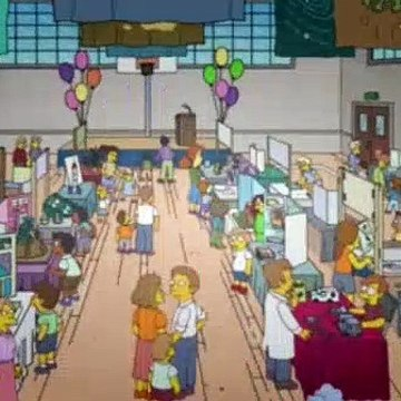 The Simpsons Season 23 Episode 4 - Replaceable You