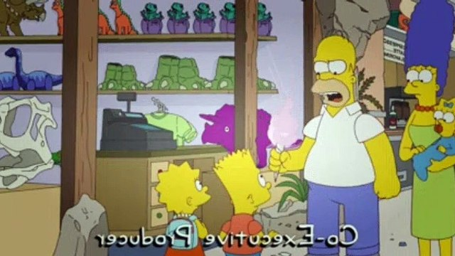 The Simpsons Season 23 Episode 6 - The Book Job