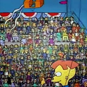 The Simpsons Season 7 Episode 9 - Sideshow Bobs Last Gleamings