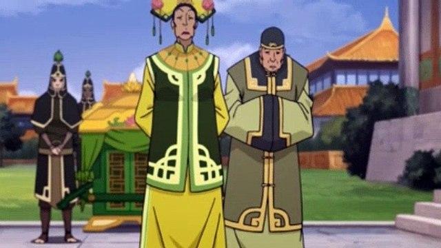 Avatar The Legend of Korra Season 3 Episode 4 In Harm's Way