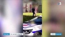 Quimper : un combat de boxe entre un jeune et un policier