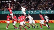 Mondial de rugby : victoire pour l'Irlande, l'Angleterre et l'Italie