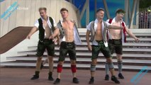 DDC Breakdance - Breakdance in Lederhosen - | ZDF Fernsehgarten 22.09.2019