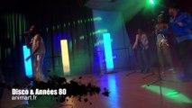 Spectacle de danse Disco et chanteurs live - Anim'Art Spectacles - Années 70
