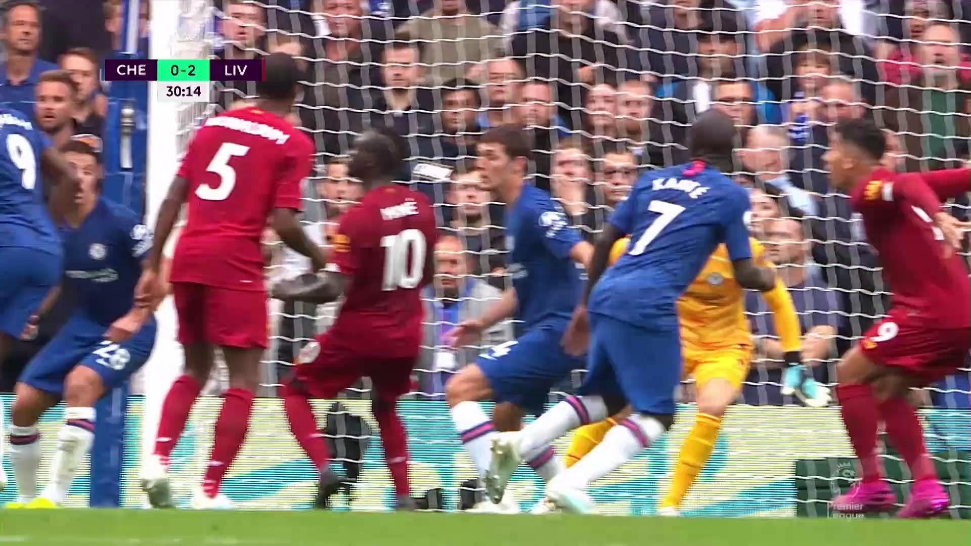 6. Hafta / Chelsea - Liverpool: 1-2 (Özet)